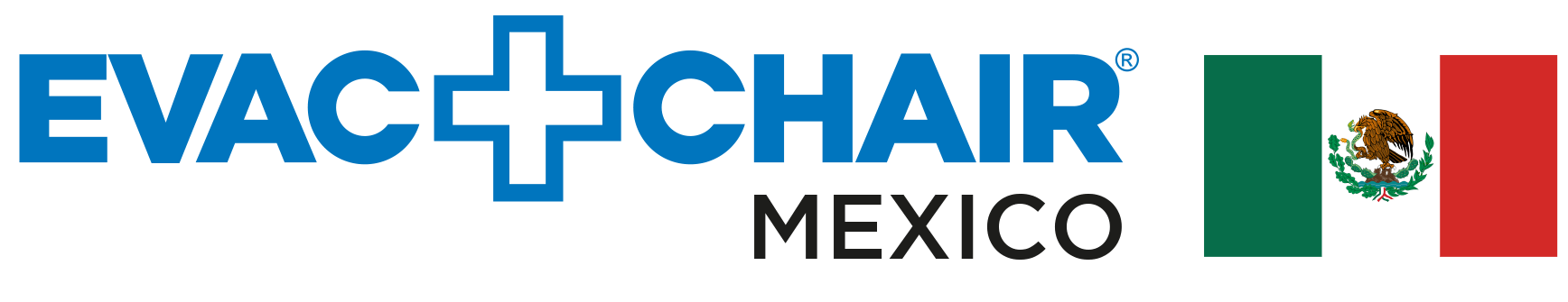 Evac+Chair Mexico Logo